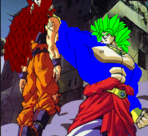 Dragon Ball Fan Fiction