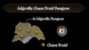 Edgeville Dungeon chaos druid resource dungeon map