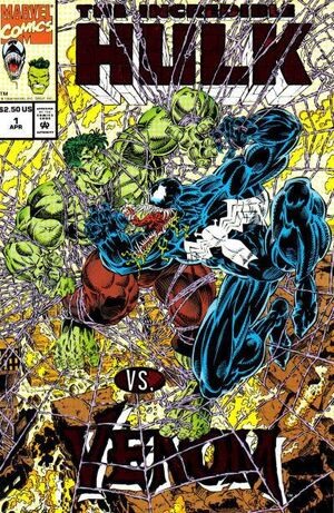 Incredible Hulk vs. Venom Vol 1 1