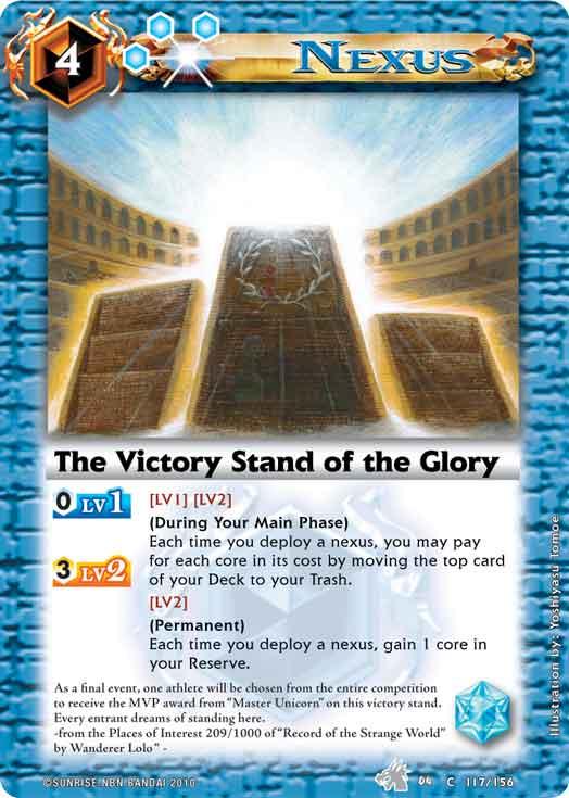 Restricted/Limited List Victorystandoftheglory2