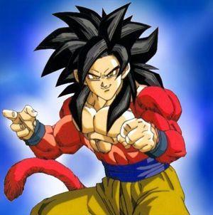 goku and gohan super saiyan  File:Goku super saiyan 4