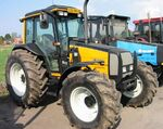 Valtra A95 MFWD (yellow) - 2003