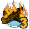 Winter Wonderland Fire Logs Quest 3-icon