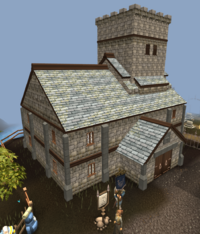 Lumbridge Church