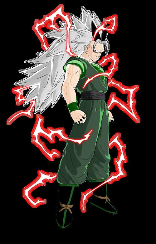 Image - SS3 Xicor.png - Dragon Ball Fan Fiction Multiverse ...