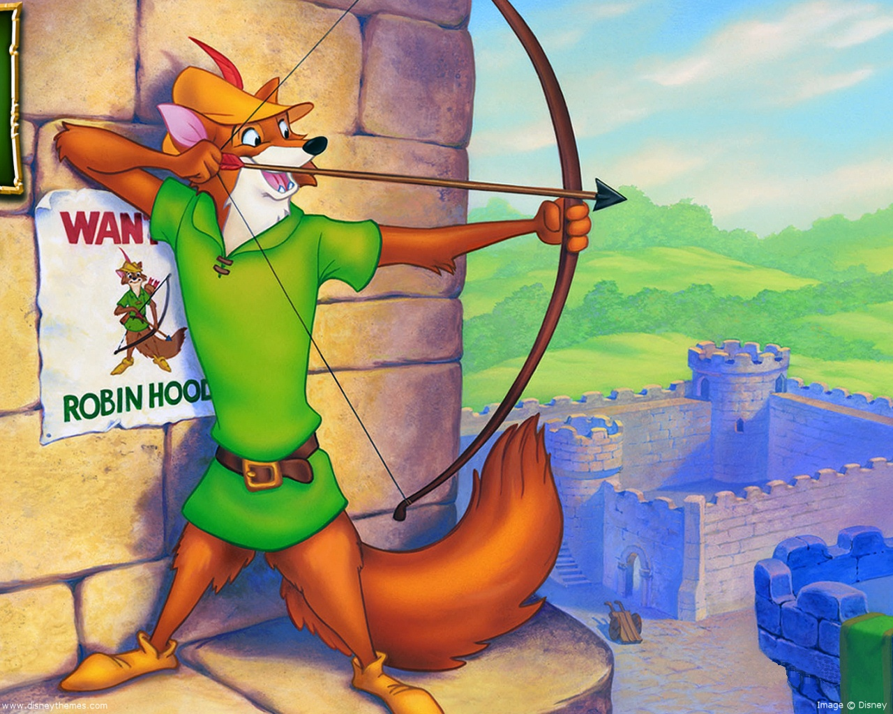 Robin Hood Disney