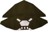 Pirate's hat detail