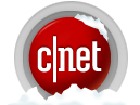CNET Christmas logo 2011