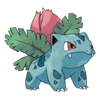 002Ivysaur