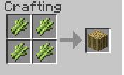 Thatch minecraft recipe