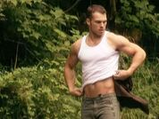 Shawn Roberts - Sexy Shirt