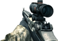 M14 ACOG Scope CoD4