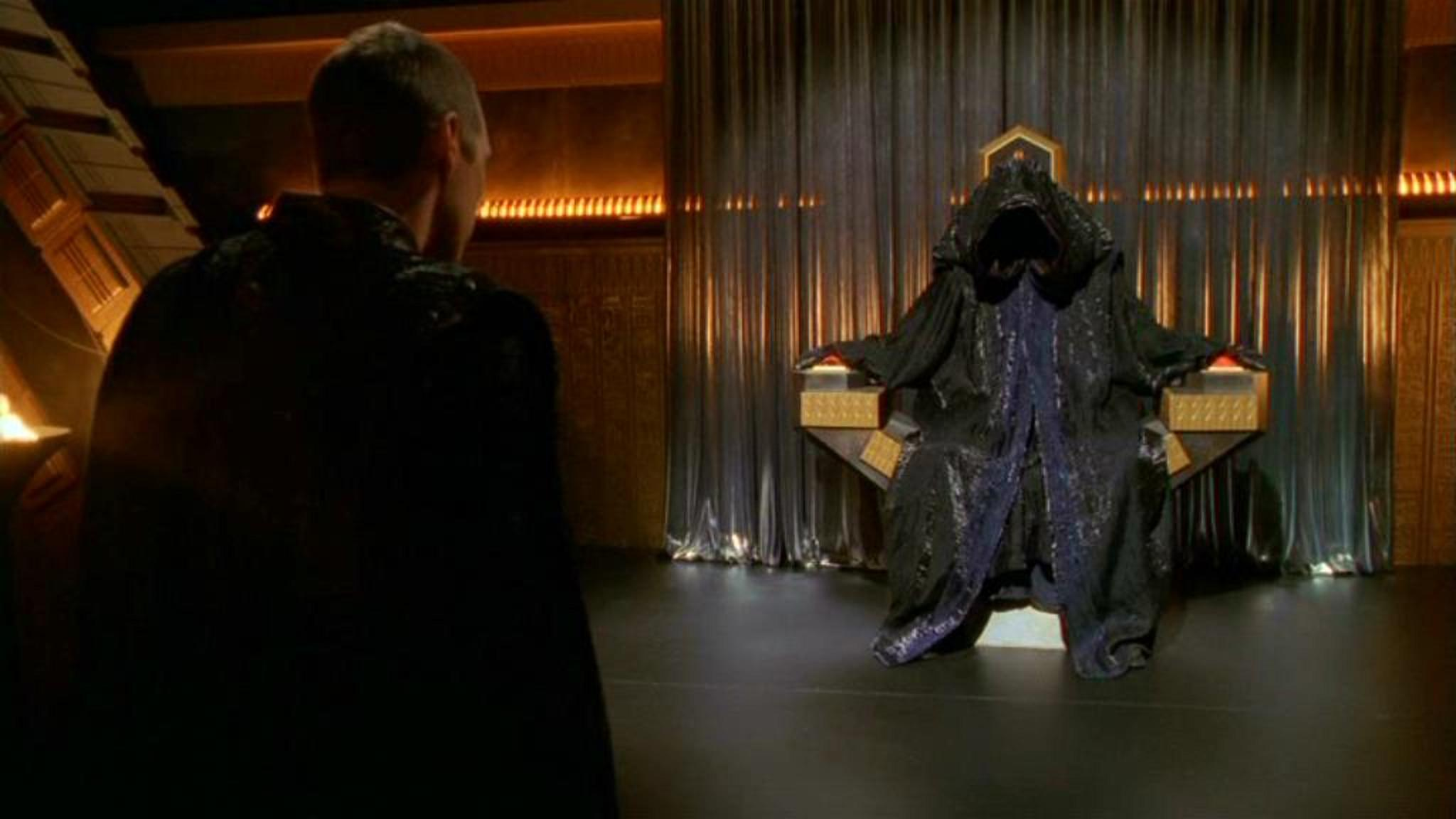 Stargate SG1 - End of Anubis - YouTube