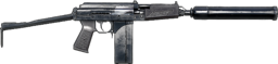 BFBC2 9A-91 Avtomat ICON