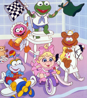 MuppetBabiesRacing