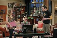 The Big Bang Theory Season 5 Episode 11 The Speckerman Recurrence 1