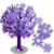 Snowflake II Tree-icon