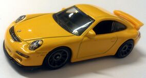 Porsche911GT32007yelloworange