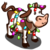 Holiday Light Cow-icon