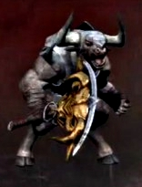 Labrys Minotaur 1