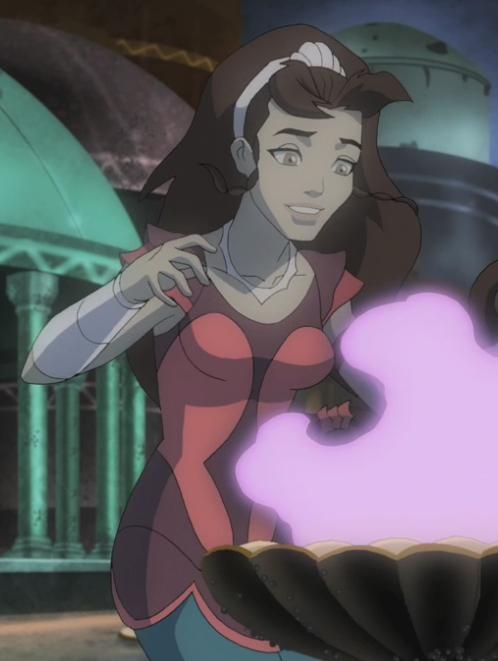 Lori Lemaris (Earth-16) - DC Comics Database