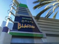 Disneyland's BLAB at Tomorrowland