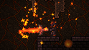 Fiery Greatsword in hell