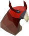 Zamorak hawk chathead