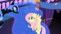 Fluttershy and Nightmare Moon S01E01.png