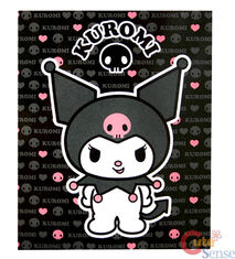 Sanrio-Hello-Kitty-Kuromi-Blanket-Skull-Throw-1