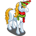 Holiday Tinsel Unicorn-icon