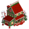 Candycane House-icon