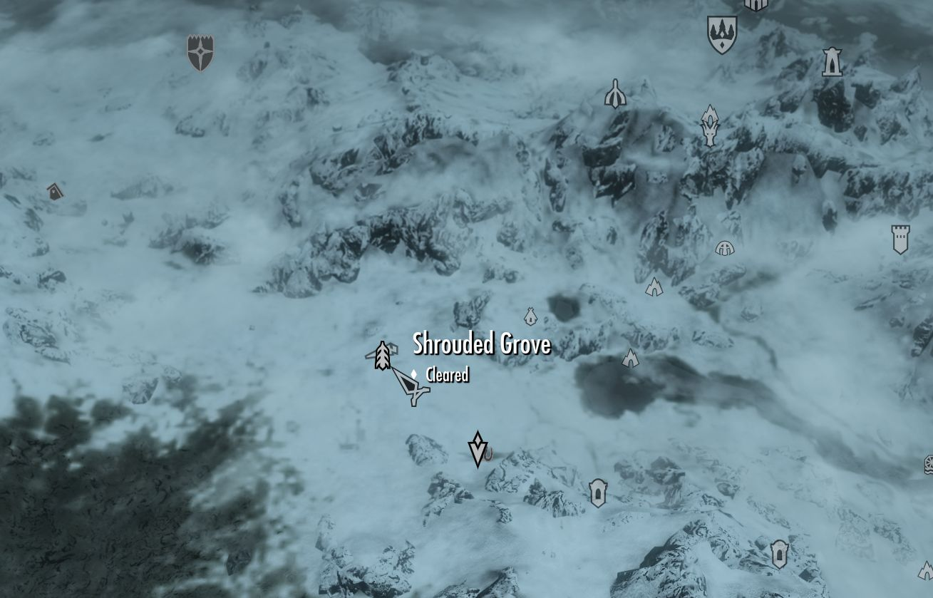 Trouble In Skyrim Forsaken Cave Glitch