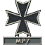 MP7 Marksman Icon MW3