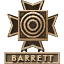 Barrett Expert Icon MW3