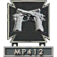 MP412 Marksman Icon MW3