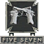 Five Seven Marksman Icon MW3