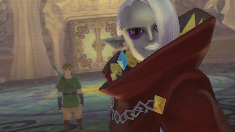 Ghirahim First Encounter A Skyward Sword Rant from a Longtime Zelda Fan