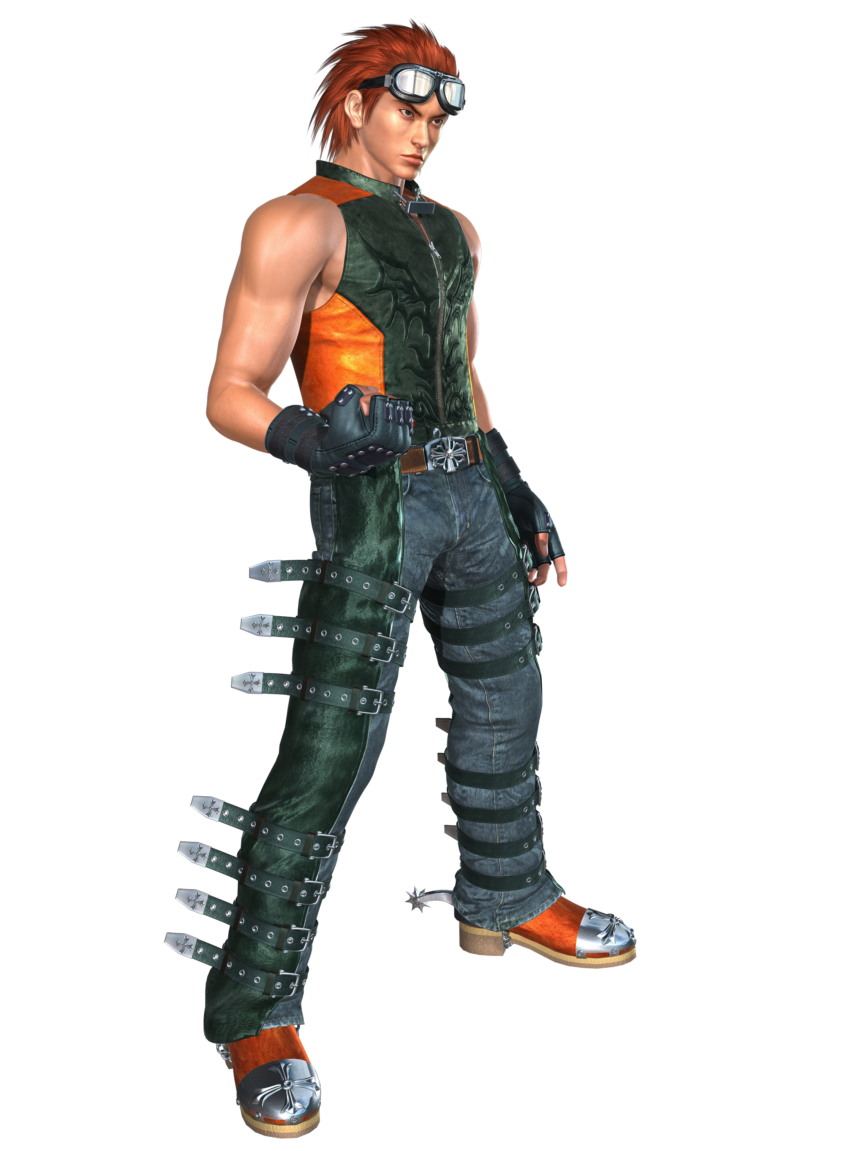 Hwoarang - The Tekken Wiki - Tekken 6, Tekken 5, Tekken 3, and more