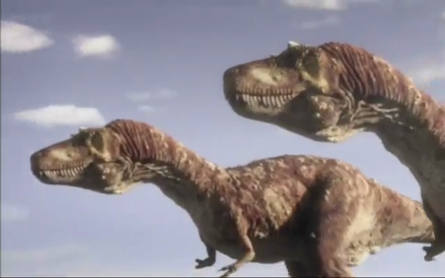 Gigantoraptor vs Alectrosaurus
