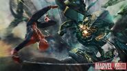Theamazingspidermanvideogameconceptart