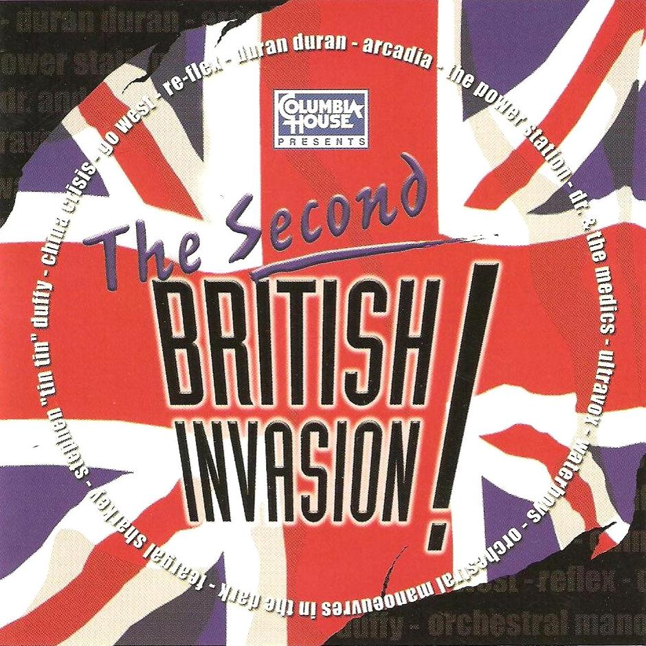 Second british invasion images videos