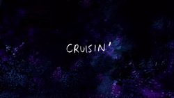 Cruisin&#39; Title