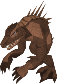Dagannoth mother brown
