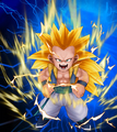Super Saiyan 3 Gotenks Ultimate Butoden