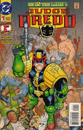 Judge Dredd Vol 1 1