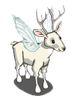 Frosted Fairy Deer-icon