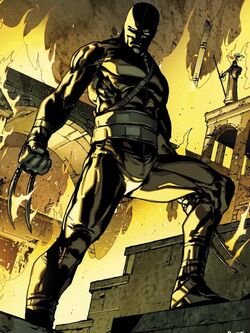 Daken (Akihiro) (Earth-616) from Daken Dark Wolverine Vol 1 1 page 00