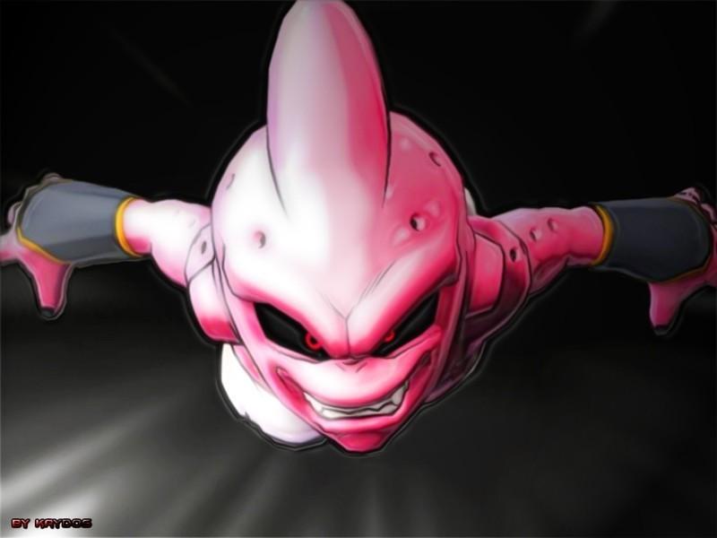 Dragon Ball z Majin Buu