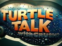 Turtle Talk with Crush at Epcot